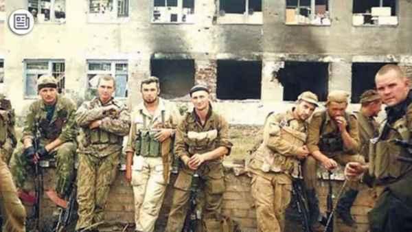 Разведрота «Гюрзы»: как воевали главные герои Первой чеченской