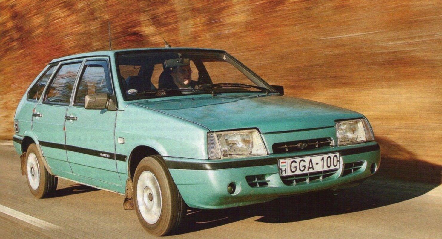 История финского автозавода, на котором в 90-е годы собирали Lada Baltic Автомобили