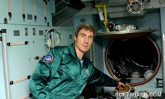 Космонавт, которого «забыли»…