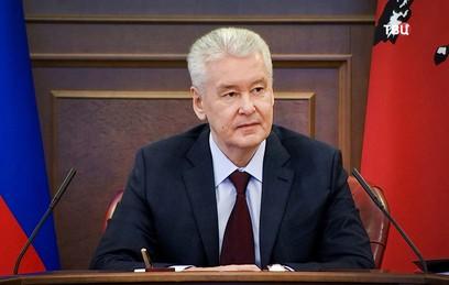 Собянин предложил учителям самим написать стратегию развития образования