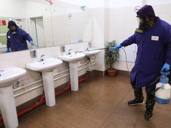 Роспотребнадзор подтвердил первый случай заболевания коронавирусом в Москве. власть,коронавирус,общество,россияне