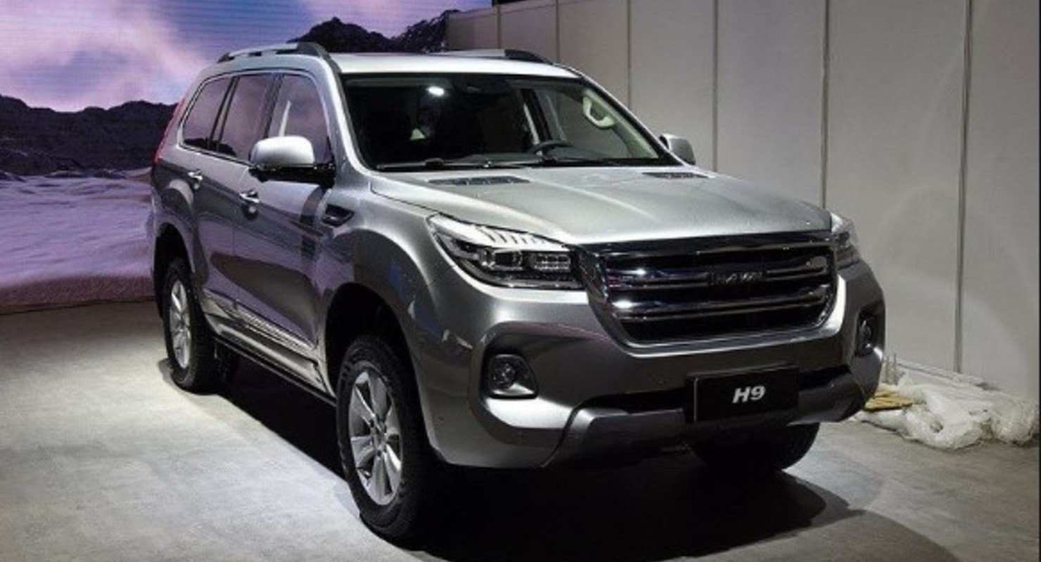 Названа дата премьеры внедорожника Haval H9 новой генерации Автомобили