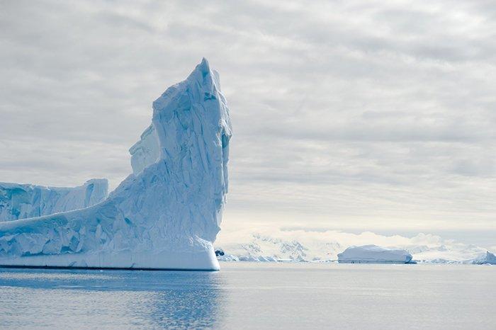 """За 25 лето Антарктида """"похудела"""" на 3 триллиона тонн Антарктика, антарктида, интересно, ледяной континент, познавательно, секреты Антарктики, удивительно, факты"""