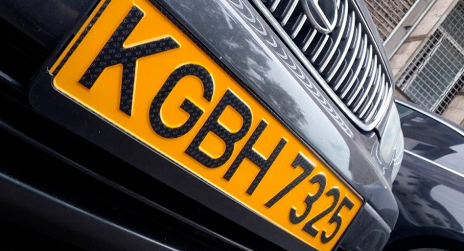 На какие автомобили устанавливаются номерные знаки желтого цвета? Автомобили