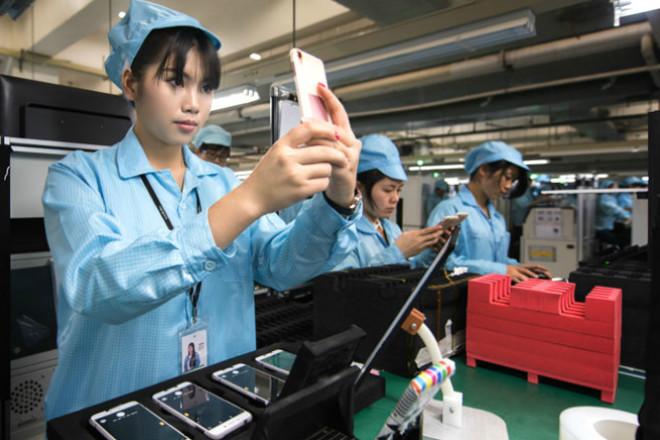 Как делают и тестируют смартфоны в Китае
