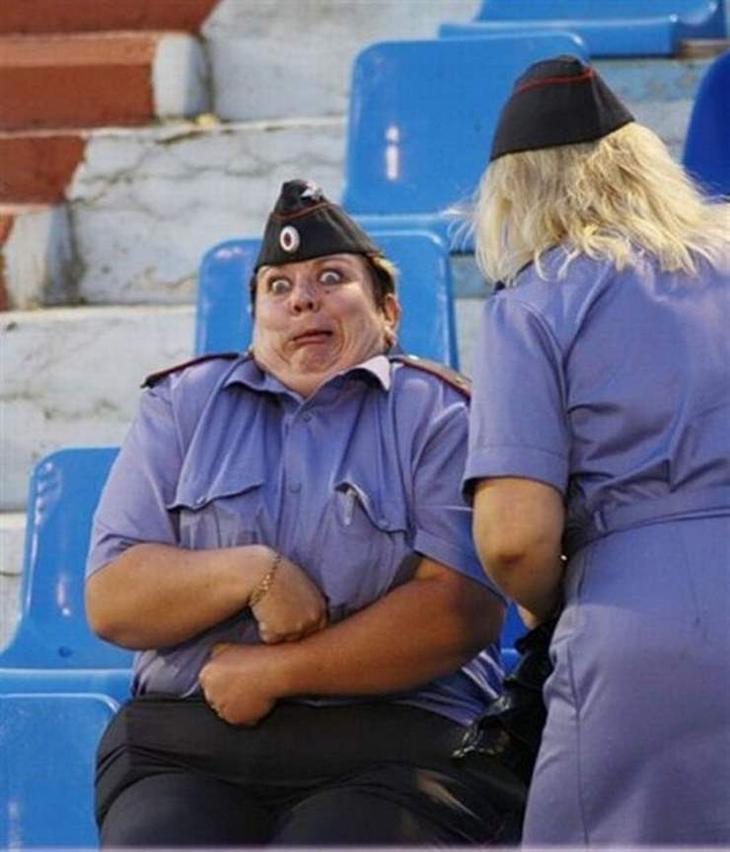 Картинки с полицейскими прикольные
