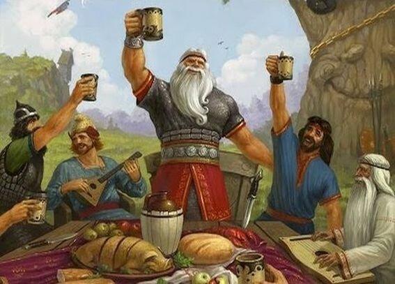 О том, что на Руси жить прекрасно, прознал еще Рюрик со своими викингами