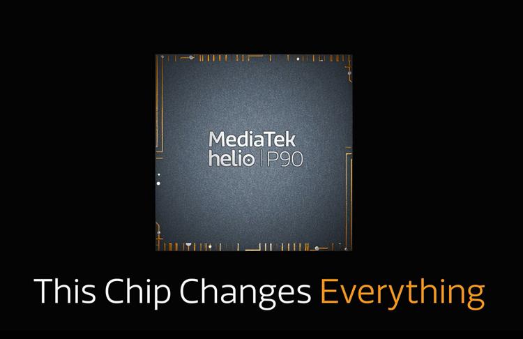 Анонс чипсета MediaTek Helio P90 назначен на 13 декабря