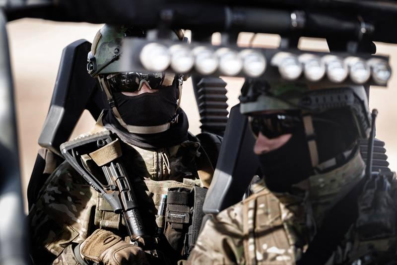 Зачем нам нужны Силы специальных операций?