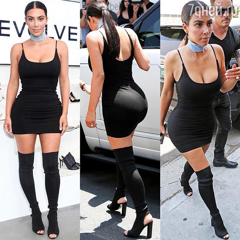 Любимая обувь Ким Кардашьян