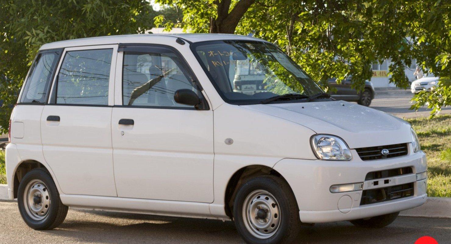 Subaru Pleo: Идеальный автомобиль для города Автомобили