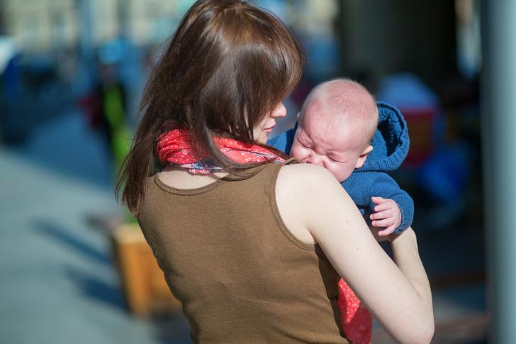 Почему родителям плачущих детей нужна поддержка, а не ваши замечания воспитание,Дети,Жизнь,Истории,Отношения,проблемы