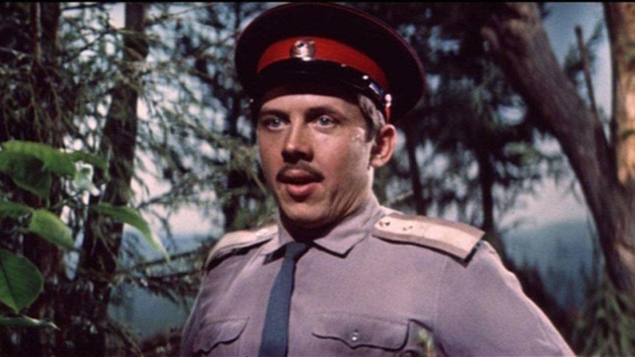 Валерий Золотухин: в кино и в жизни