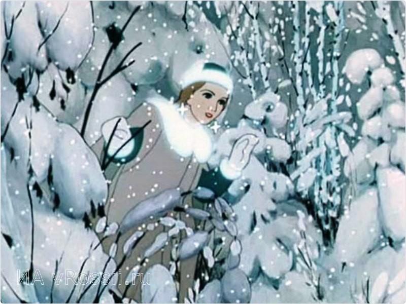 Картинки о снегурочке островского