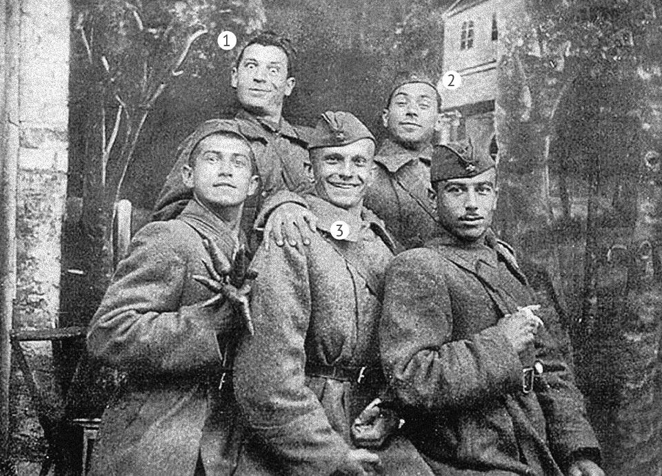 Артисты-герои Великой отечественной войны - 1 часть история