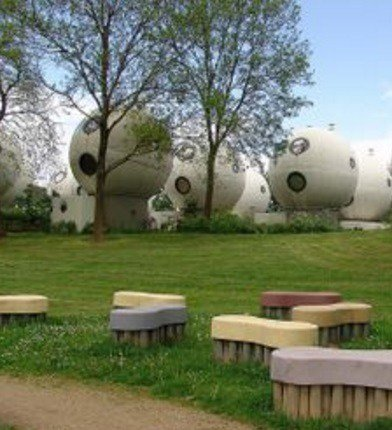 Необычные туристические достопримечательности в Нидерландах