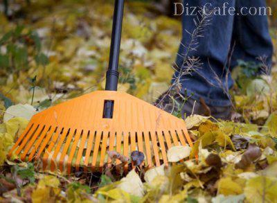 Октябрь — время заканчивать уборку