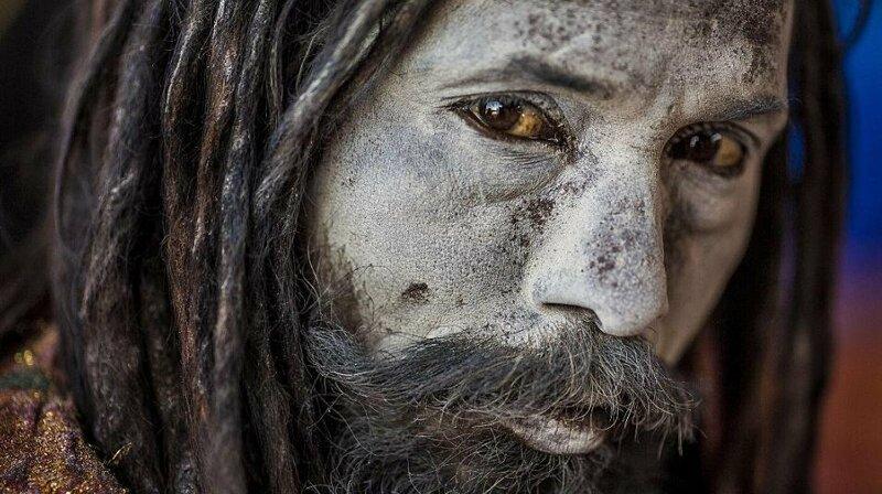 Как живут индийские каннибалы Индия,каннибалы,мир,факты,фотография