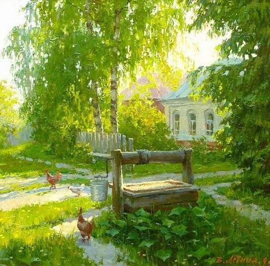 художник Виктория Левина картины – 25