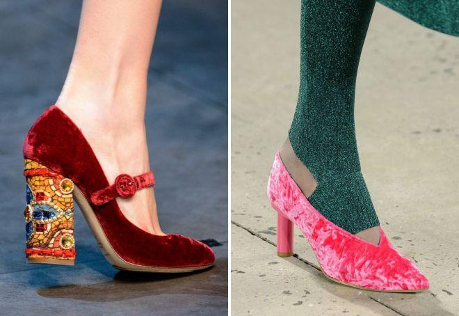 женские туфли весна 2018