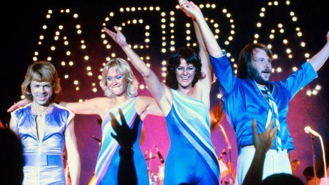 Группа ABBA записала новые п…
