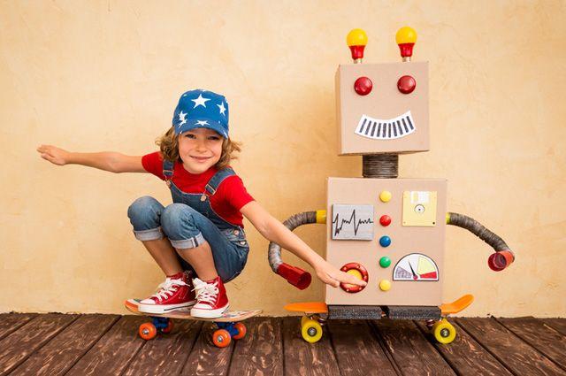 Роботы, йога или языки? Чем занять ребёнка после школы