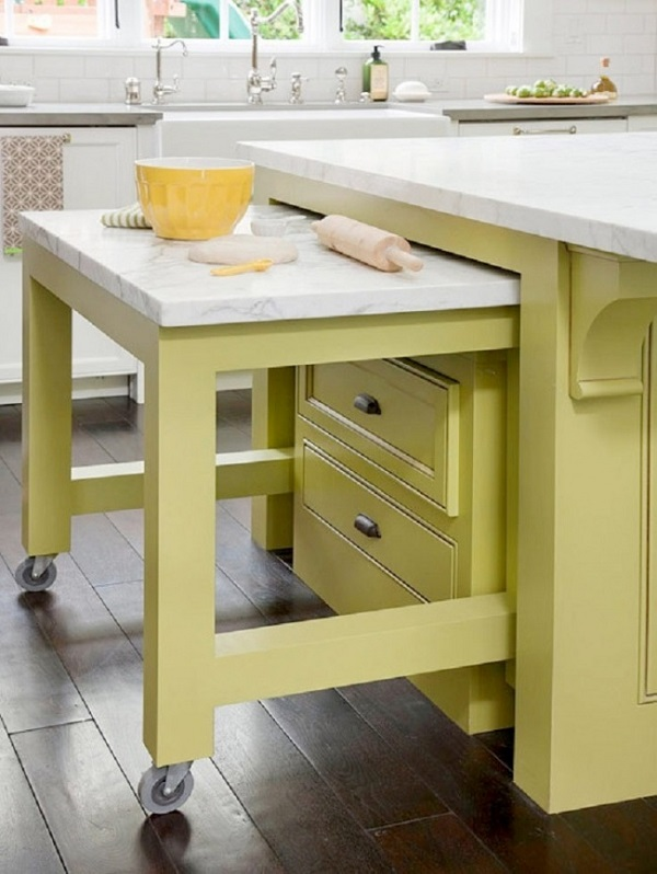 складной кухонній стол