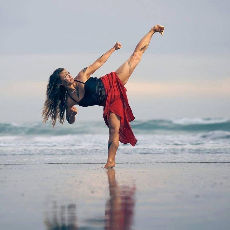 ТОП-10: Актрисы с серьезными навыками в области боевых искусств