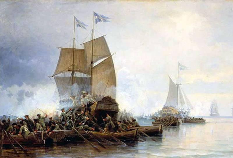 18 мая – День Балтийского флота ВМФ России вмф