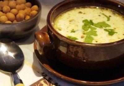 Суп из сковородки «Мясное удивление»