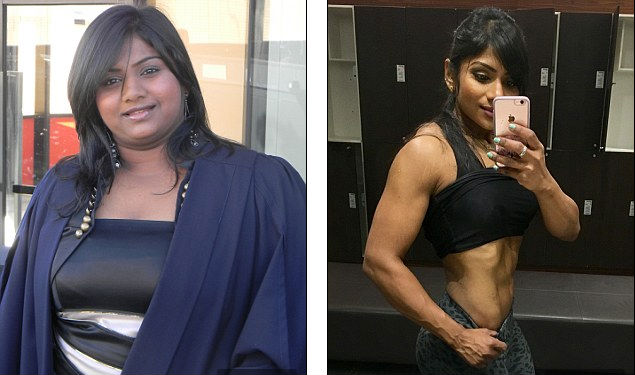 Медсестра из Мельбурна похудела на 42 кг после того, как увидела свое фото в Facebook