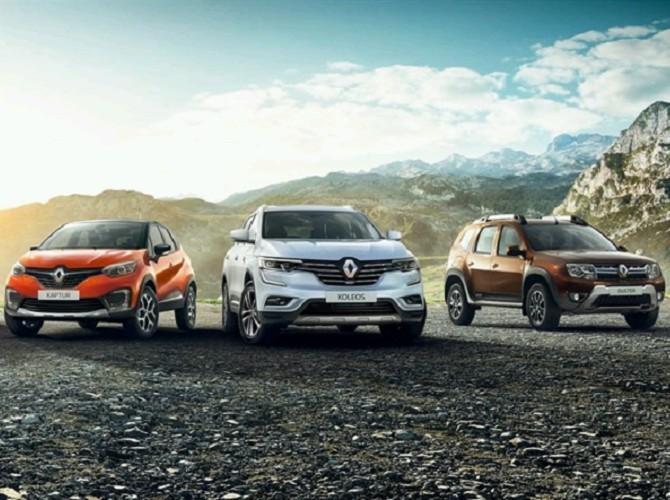 Renault дорожает