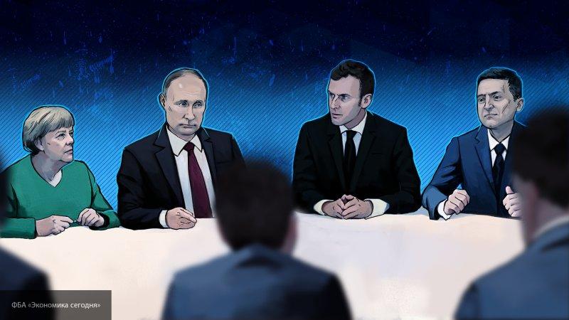 Невыполнение Минских соглаше…