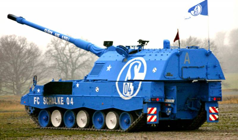 Немецкая PzH 2000: одна из л…