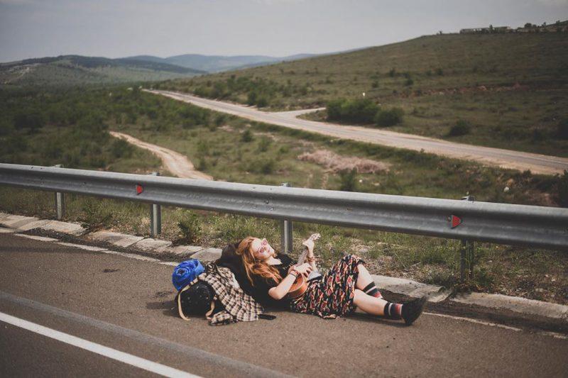 Школьница из России путешествует автостопом с 14 лет и уже успела посетить более 20 стран Диана, очень, сказать, решила, Дианы, девушка, человек, здесь, собой, денег, страшно, сейчас, совсем, который, путешествовать, Диане, пришлось, много, девочка, поехать