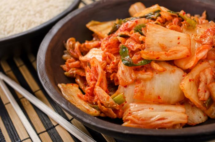 Кимчи из пекинской капусты — мировая закуска, гости буквально сметают ее со стола!