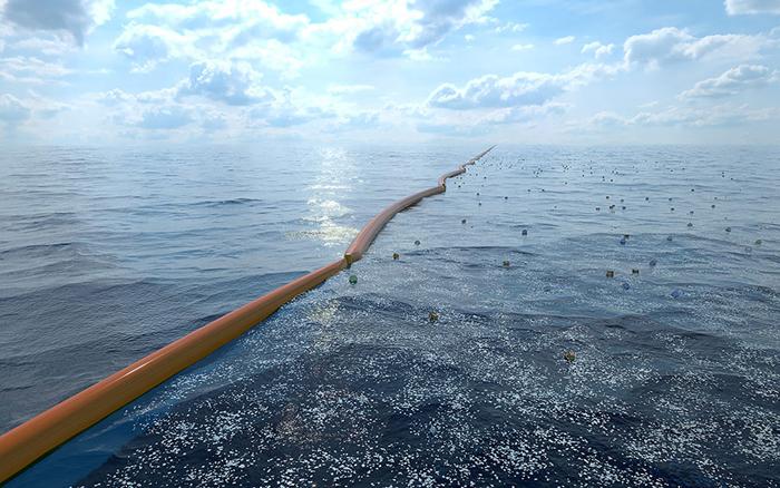 Такая система не представляет опасности для жителей подводного мира.