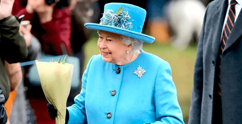 Елизавета II снова поддержал…