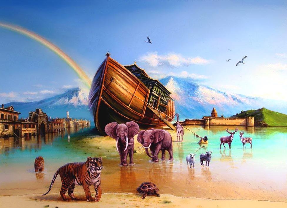 Заблуждения: этого нет в Библии библия, мифы, реальность