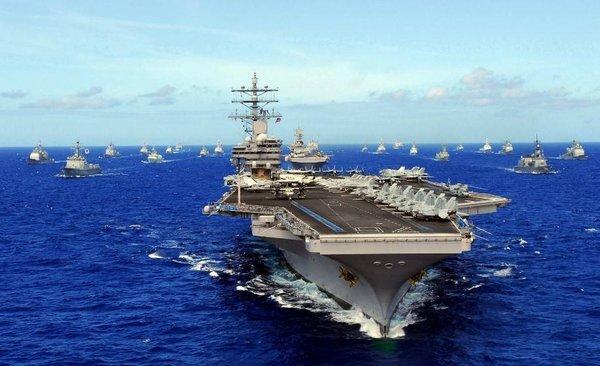 США и Россия: «проверка боем»!