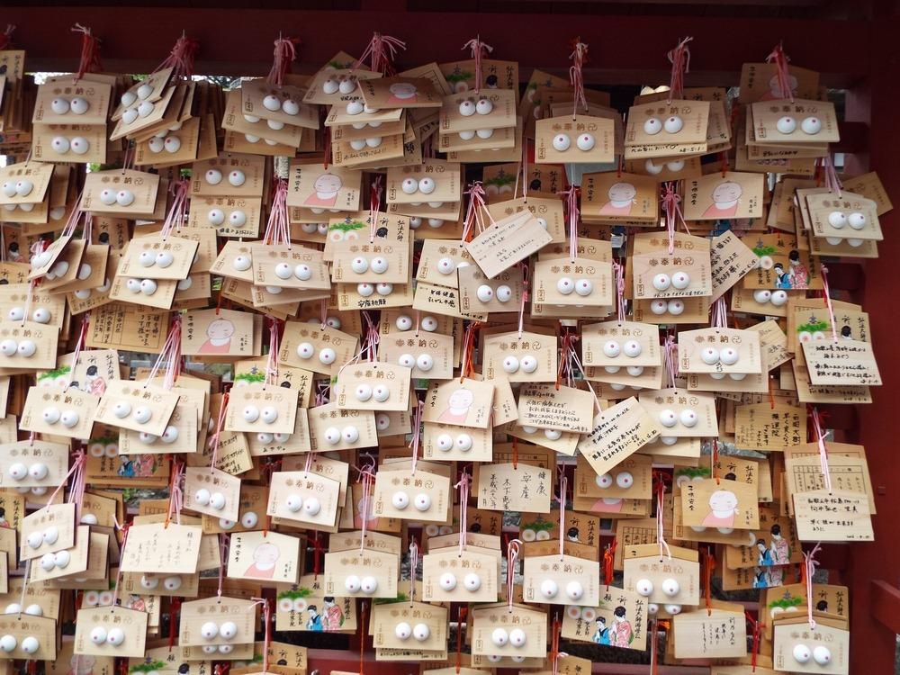 Экскурсия в японский храм женской груди