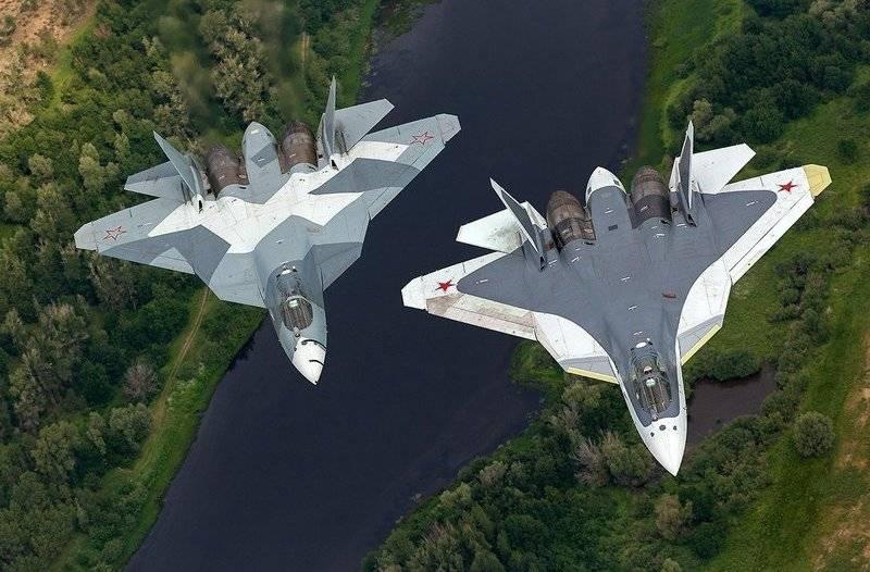 Су-57 примут участие в Параде Победы