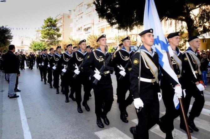 Русские моряки в Александруп…