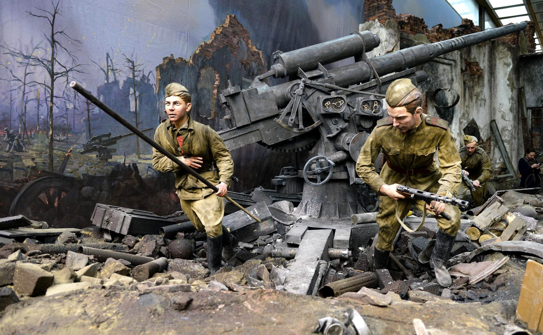 «Мясорубка империй»: китайский Sohu назвал несколько причин непобедимости России армия