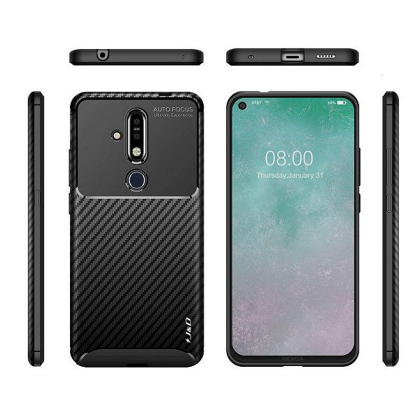 Nokia 6.2 показан во всей красе новости,смартфон,статья