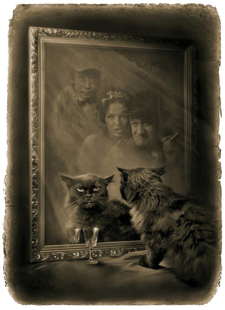 «Мастер и Маргарита» глазами фотохудожника Елены Мартынюк