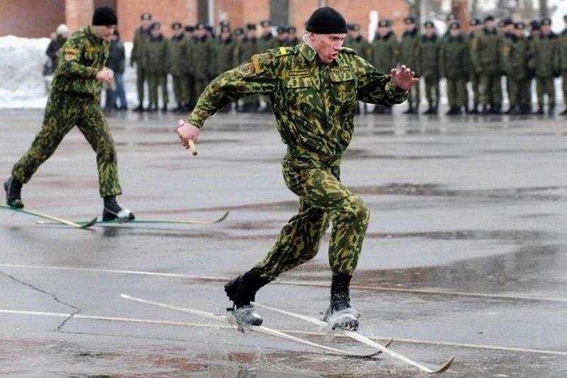 Российская армия оказалась самой сильной в Европе