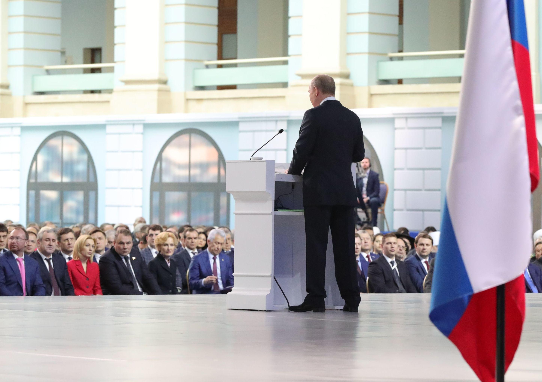 Ежегодное Послание Федеральному Собранию Президента России предвещает эпоху роста