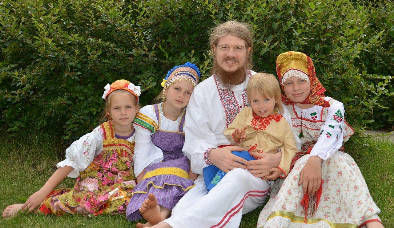 Дню, семейные традиции старорусские картинки