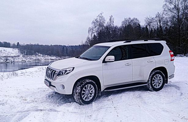 Prado с подмерзшим «задом»: Почему внедорожник Toyota плох для зимы